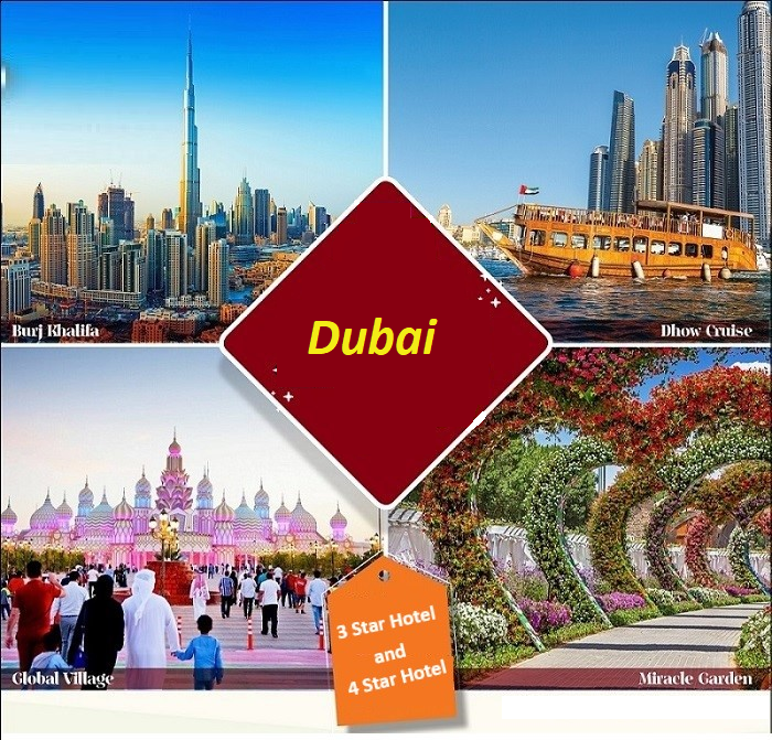 Open Dubai Packages